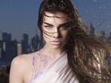 America's Next Top Model star Raina Hein says that she was thrilled to receive compliments from Tyra Banks.