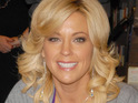 Brooke Burke reportedly says that she was happy to see Kate Gosselin at the Emmy Awards.