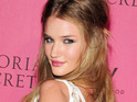 Rosie Huntington-Whiteley says she thought getting her Transformers role was unlikely.