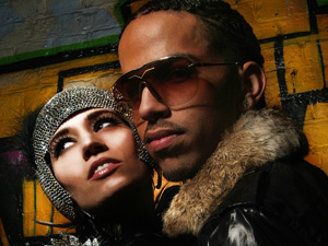 Aggro Santos and Kimberly Wyatt