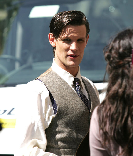 Matt Smith - Picture