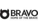 Bravo Home Of The Brave logo