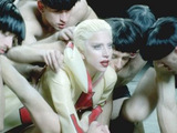 Still from Lady GaGa's 'Alejandro' video
