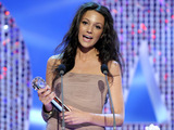 Britiash Soap Awards 2010 - Michelle Keegan