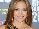 Jennifer Lopez at the 2010 World Music Awards at the Sporting Club
