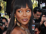 Naomi Campbell at the 2010 Cannes International Film Festival