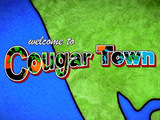 Cougar Town title card