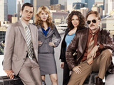 The cast of The Good Guys