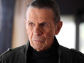 Leonard Nimoy joins the voice cast for the upcoming Transformers: Dark of the Moon.