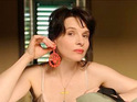 Juliette Binoche discusses her Tuscany romance with William Shimell in Certified Copy.