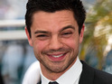 Dominic Cooper admits that he never read comic books growing up.