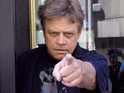 Mark Hamill urges Twitter followers to vote against Republican candidate.
