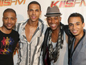 JLS admit that they had not planned to try to crack America so early in their careers.