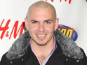 Pitbull gains his first US Hot 100 entry as a lead artist.
