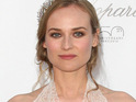 Diane Kruger says that reports she is a top contender for a role in Zack Snyder's Superman are lies.