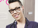 TV presenter Gok Wan beats Johnny Depp to the title of 'Sexiest Celeb in Glasses'.