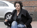 Cherylee Houston praises Coronation Street's handling of her character's disability.