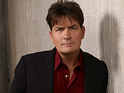 The executive producer of The Walking Dead dismisses claims that Charlie Sheen will guest star.