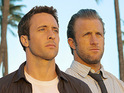 Scott Caan sustains a knee injury while filming a stunt sequence for Hawaii Five-0.