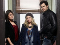 "Shiri Appleby suggests that the second season of Life Unexpected is much ""broader""."