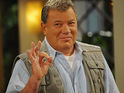William Shatner jokes that his new series S**t My Dad Says is making history.