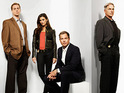 NCIS overpowers Glee, while The River stumbles on its debut.