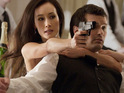 The stars of Nikita admit that they never expected the stunts to be so tiring.