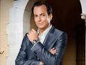 Will Arnett says that he has taken a new approach to comedy by starring in Running Wilde.