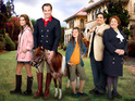 Will Arnett admits that he does not know whether his show Running Wilde will survive.