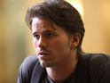 The Event star Jason Ritter reveals that the show's writing team have kept him in the dark.