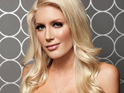 Heidi Montag admits she has ups and downs when it comes to her body, but says that she's doing well.