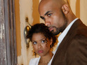 Gugu Mbatha-Raw and Boris Kodjoe explain their characters' romance on Undercovers.