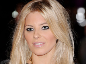 Mollie King of the The Saturdays