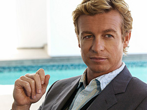 Patrick Jane in The Mentalist