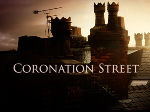 Coronation Street logo