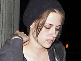 Kristen Stewart at Los Angeles Airport