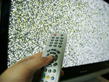 Television and remote
