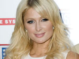 Paris Hilton headlining the USO's 'Swingin Salute to Our Troops' event held in New York City