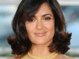 Salma Hayek attending the closing ceremony of the 63rd Annual Cannes Film Festival