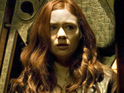 Karen Gillan dishes on the series finale of Doctor Who.