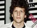 Social Network star Jesse Eisenberg says that he loved working with David Fincher.