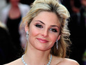 Tamsin Egerton admits that she never read Martin Amis's Money before starring in a TV adaptation.