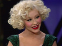 Christina Aguilera says that she works hard to juggle motherhood with her pop career.