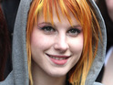 Hayley Williams reveals the chorus to a new song she has been working on.