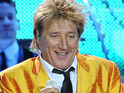 "Singer Rod Stewart reveals that having an ice bath ""works wonders"" for his body."