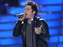 "Finalist Lee DeWyze says that he is ""proud"" of his achievements on American Idol."