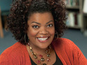 "Yvette Nicole Brown admits Dan Harmon's return to NBC show is a ""big shock""."