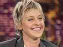 Ellen DeGeneres makes a surprise appearance in a Broadway musical.