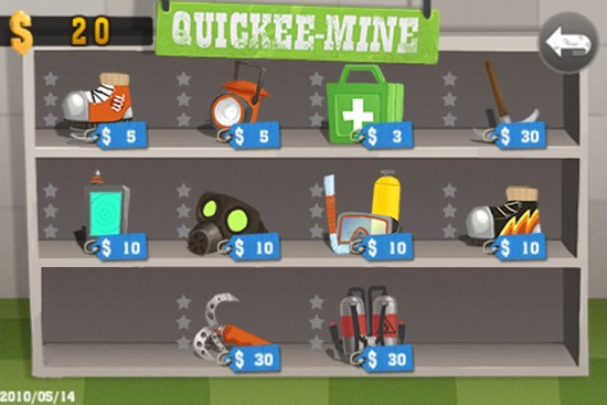 Quickee-Mine