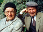 Queen 'watches Last Of The Summer Wine'